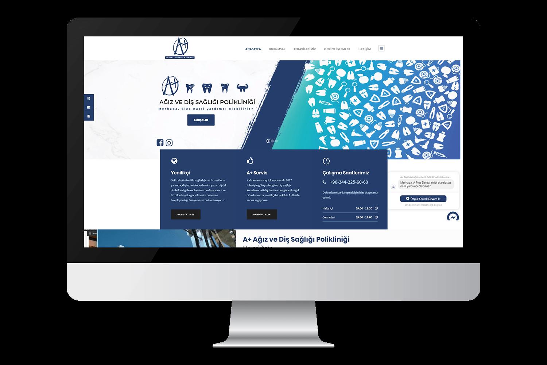Klinik Website
